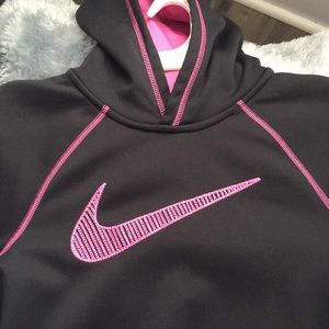 Womans Nike Hooded Sweatshirt Size S gently worn